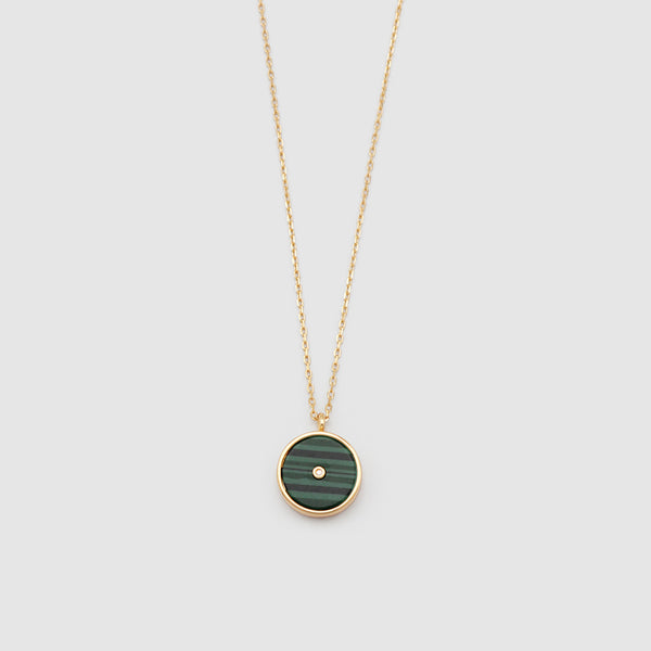 Jolie & Deen Locket Necklace - Front