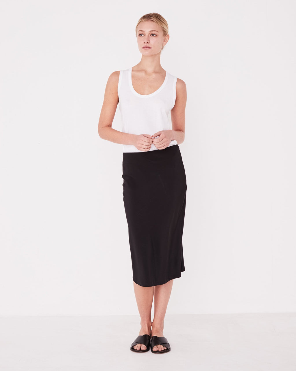 Assembly Ladies Malene Silk Skirt