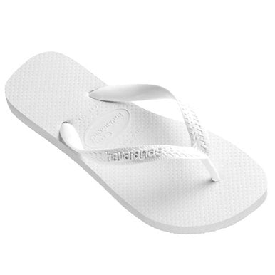 Havaianas Top Thongs- White
