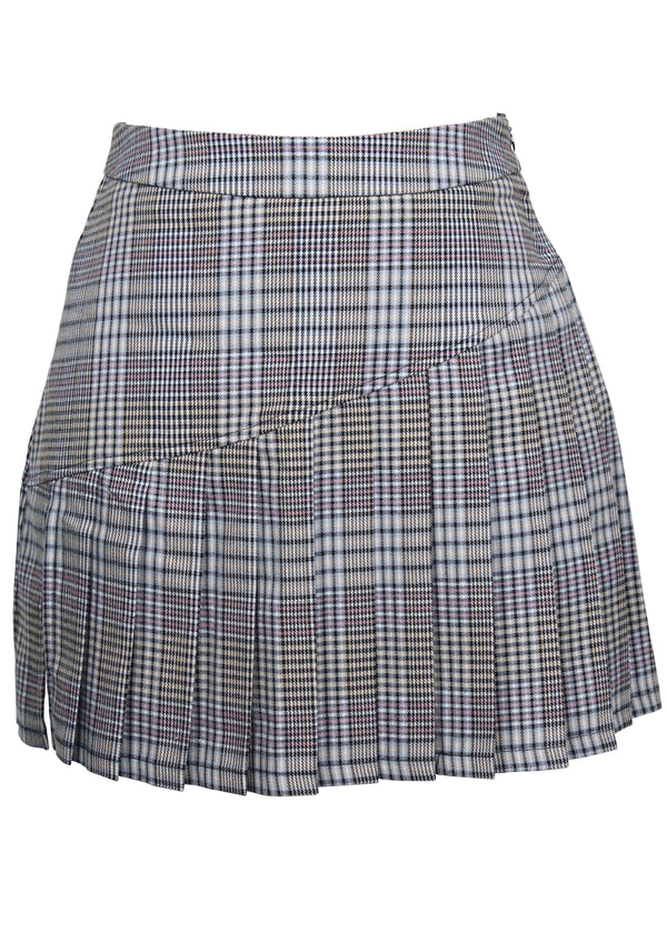 TWIIN Ladies Depict Mini Skirt