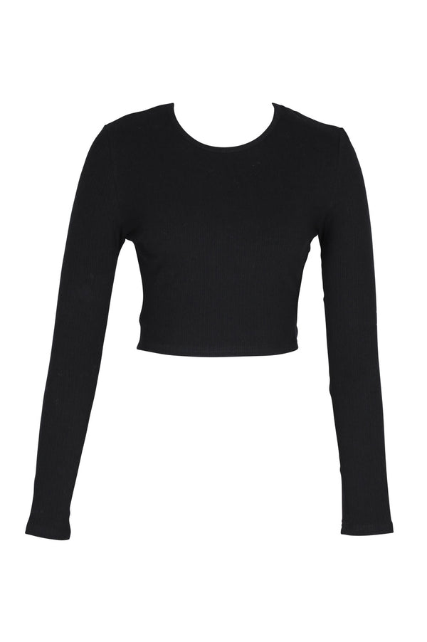 Twiin Ladies Endless Cut Out Top