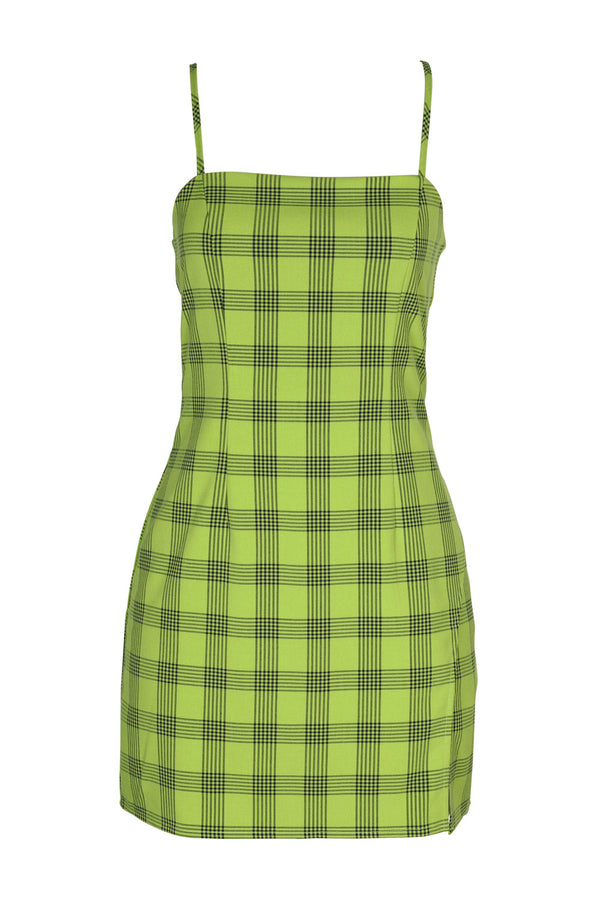 Twinn Ladies Tonic Mini Dress - Front