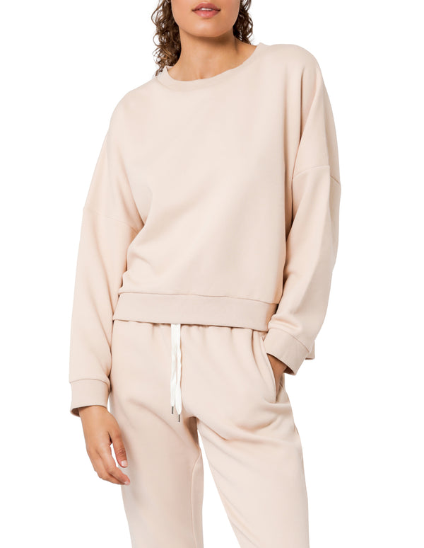 Nude Lucy Ladies Carter Classic OS Crew