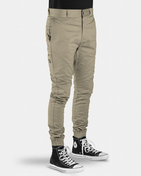Dickies Mens CP-918 Cuff Pants - Front