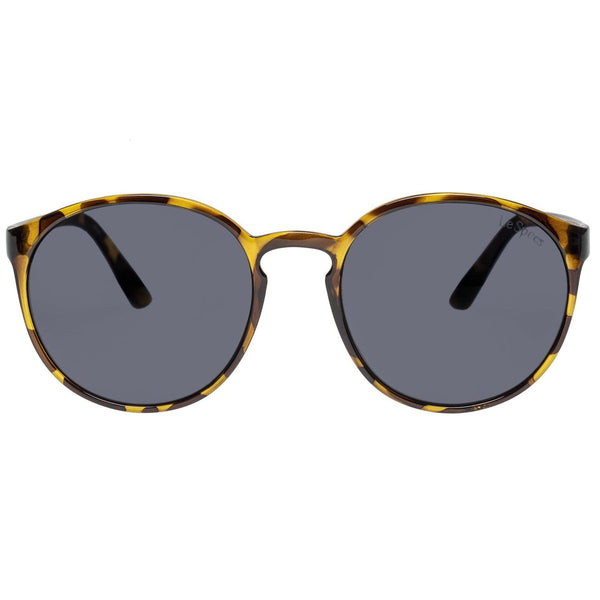 Le Specs Swizzle Sunnies - Syrup Tort