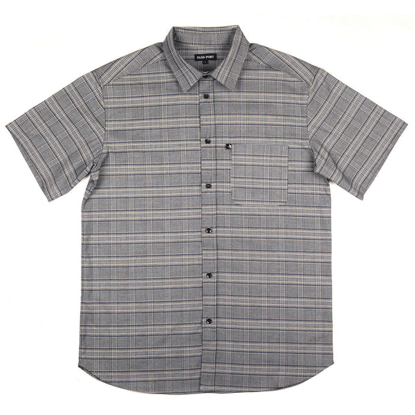 Pass~Port Mens Worker SS Shirt