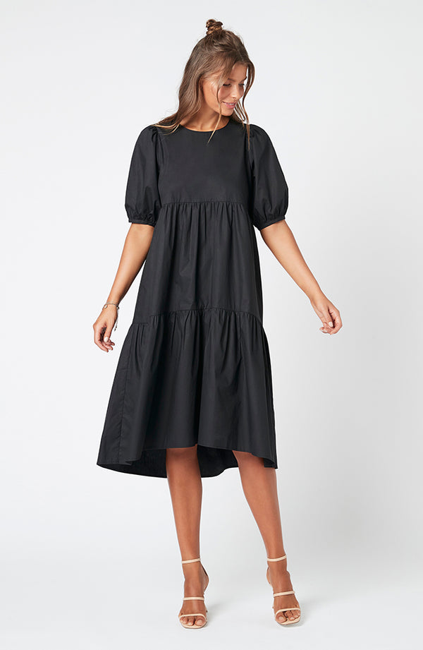 Mink Pink Ladies Hazel Midi Dress