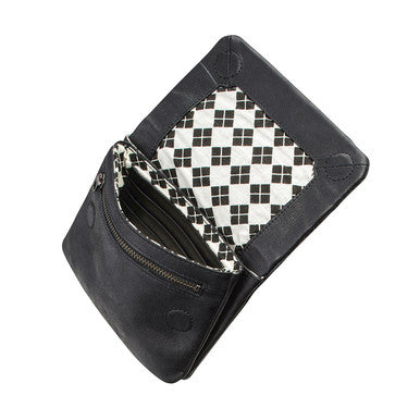 Status Anxiety Norma Purse- Black