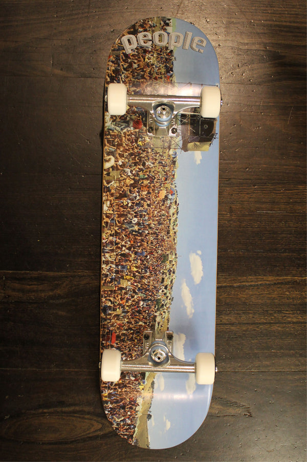 People Punters 8.0 Complete Skateboard