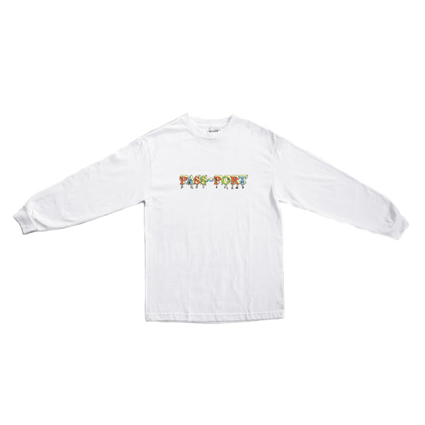 Pass~Port PP Gang LS Tee