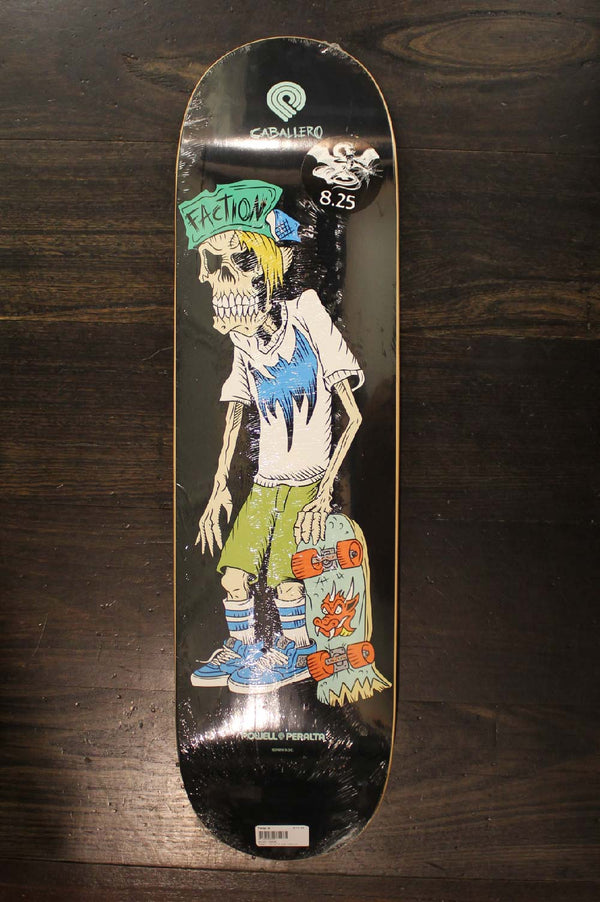 Powell Peralta Cab Faction 8.25 Deck
