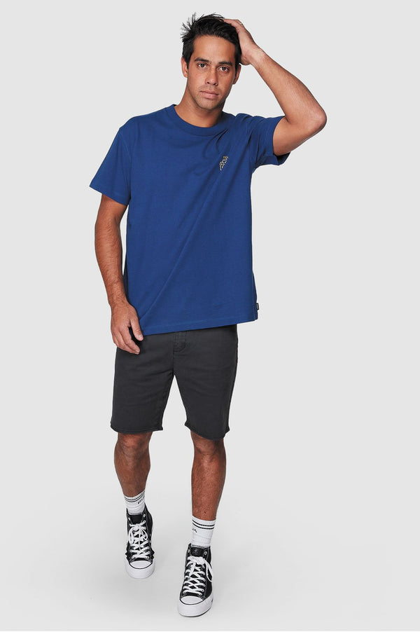 RVCA Mens Heat Wave SS Tee - Full
