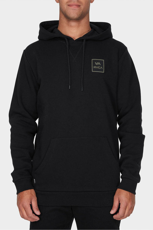 RVCA Mens All The Ways Hood - Front