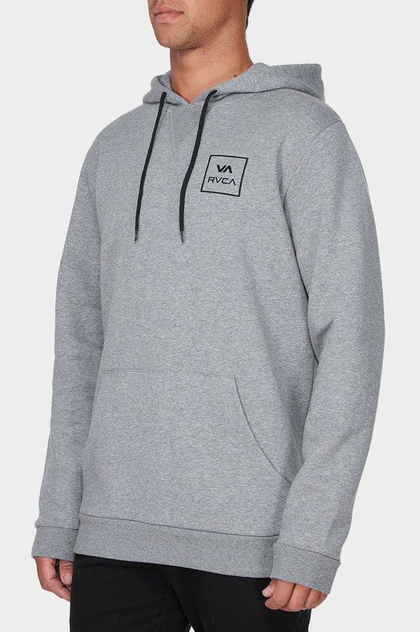 RVCA Mens All The Way Hood - Side