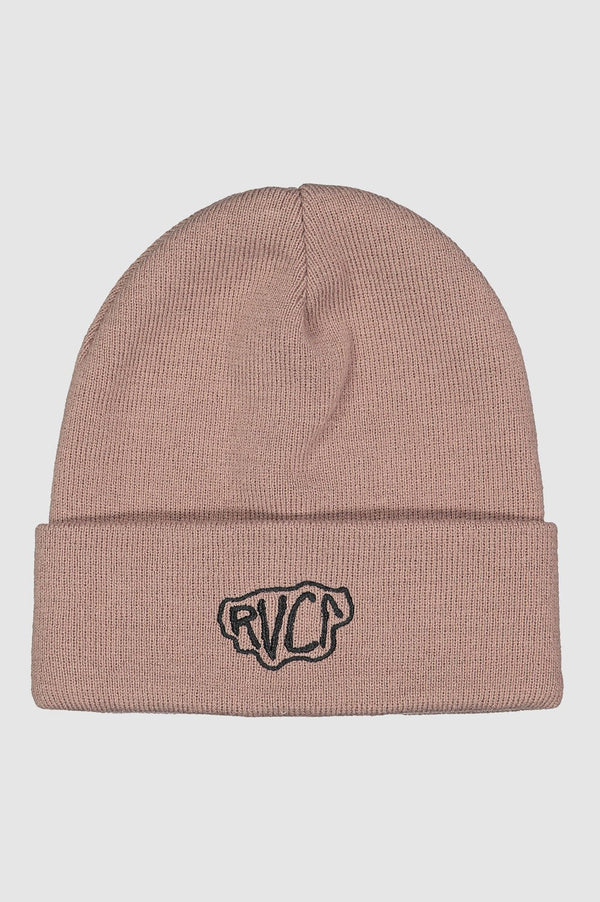 RVCA Mens Ammo Beanie - Front
