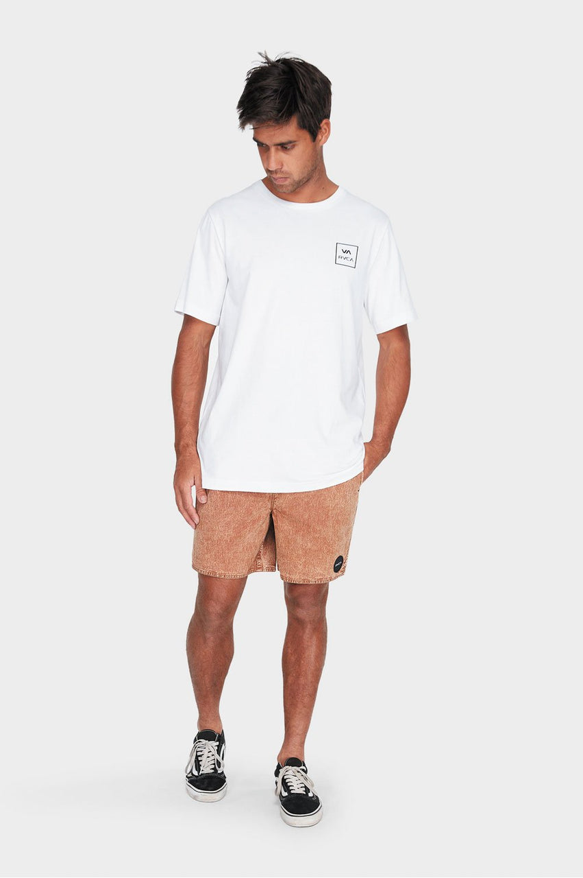 RVCA Mens VA All The Ways SS Tee - Front