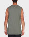 RVCA Mens Pyramid Muscle Tee - Back