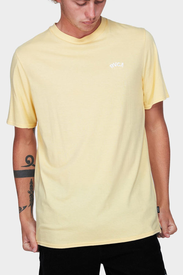 RVCA Mens Offshore SS Tee - Front