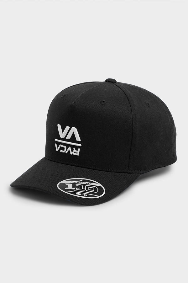 RVCA Mens Down The Line Trucker - Side