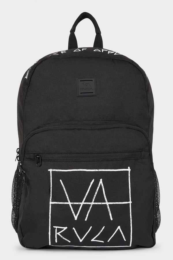 RVCA Mens Scum Backpack - Front