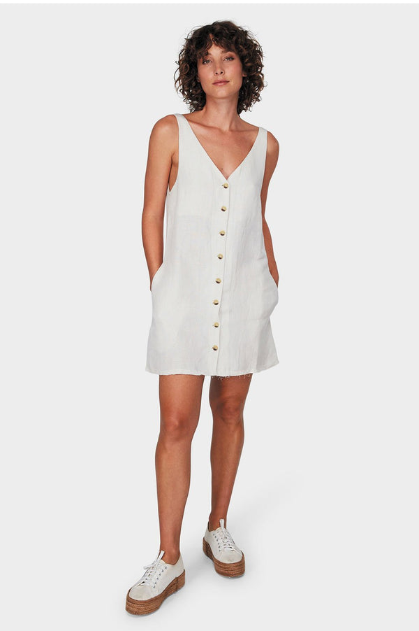 RVCA Ladies Shoutout Dress - Full