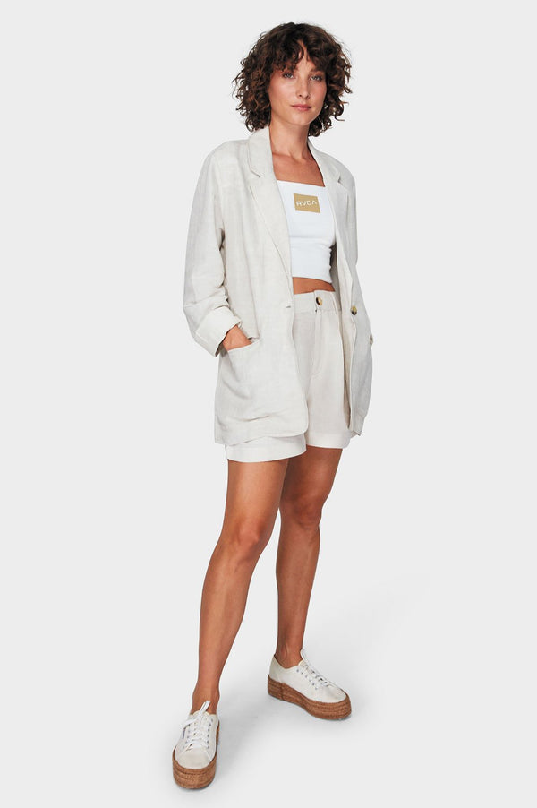 RVCA Ladies Summer Jacket - Full
