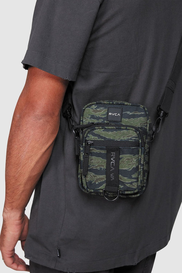 RVCA Mens Utility Pouch - Full