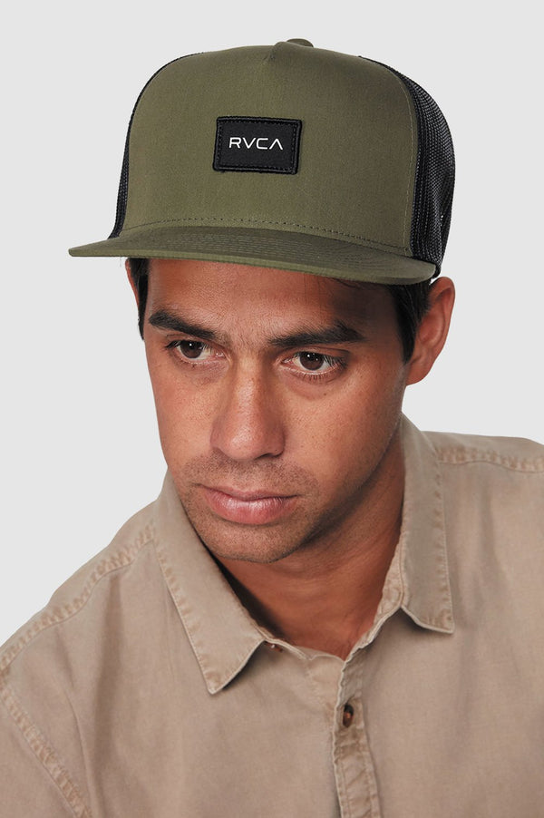 RVCA Mens Neo Trucker - Full