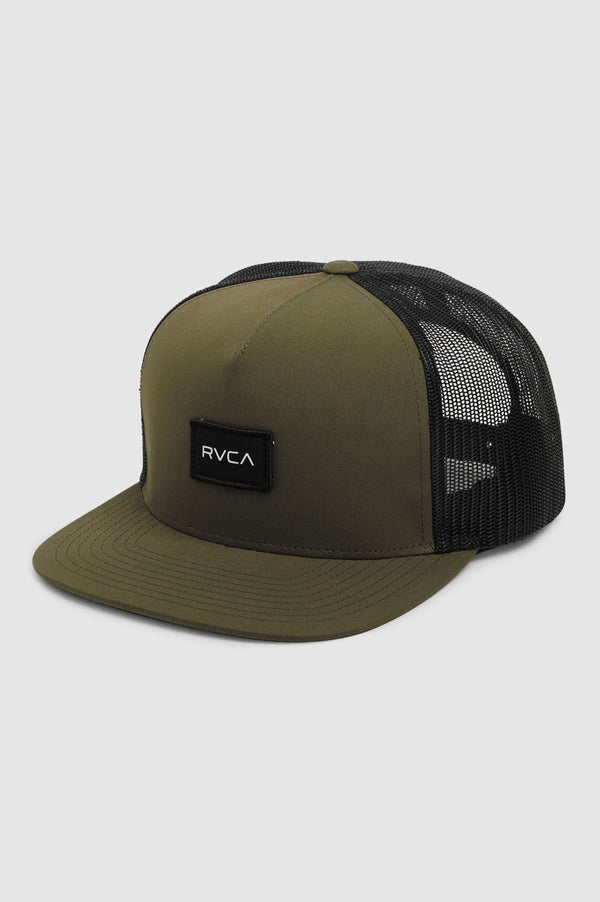RVCA Mens Neo Trucker - Side