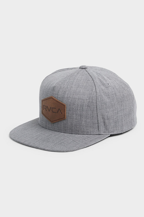 RVCA Mens Commonwealth Deluxe Cap - Side