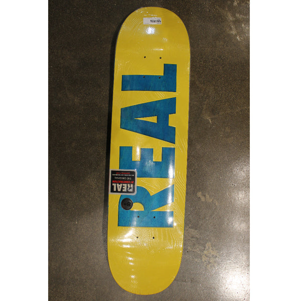 Real Deck Bold Team 8.06