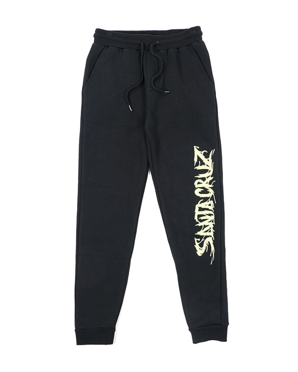 Santa Cruz Youth Slasher Glow Strip Trackies