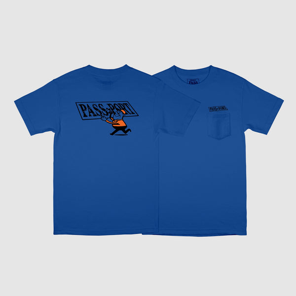 Pass~Port Mens Mirror Man SS Tee