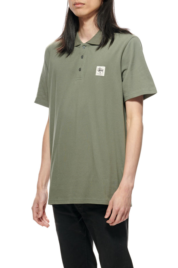 Stussy Mens Authentic SS Polo