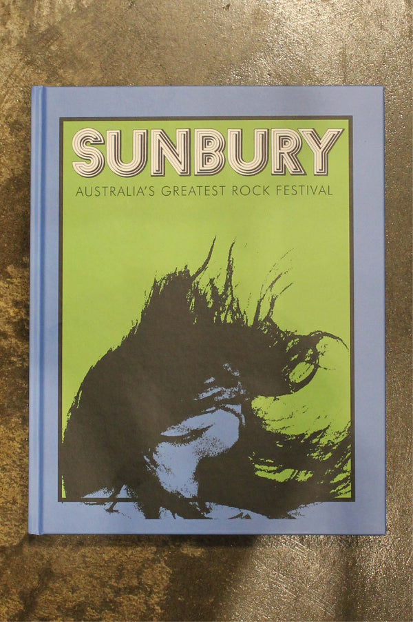 Sunbury Rock Festival Book