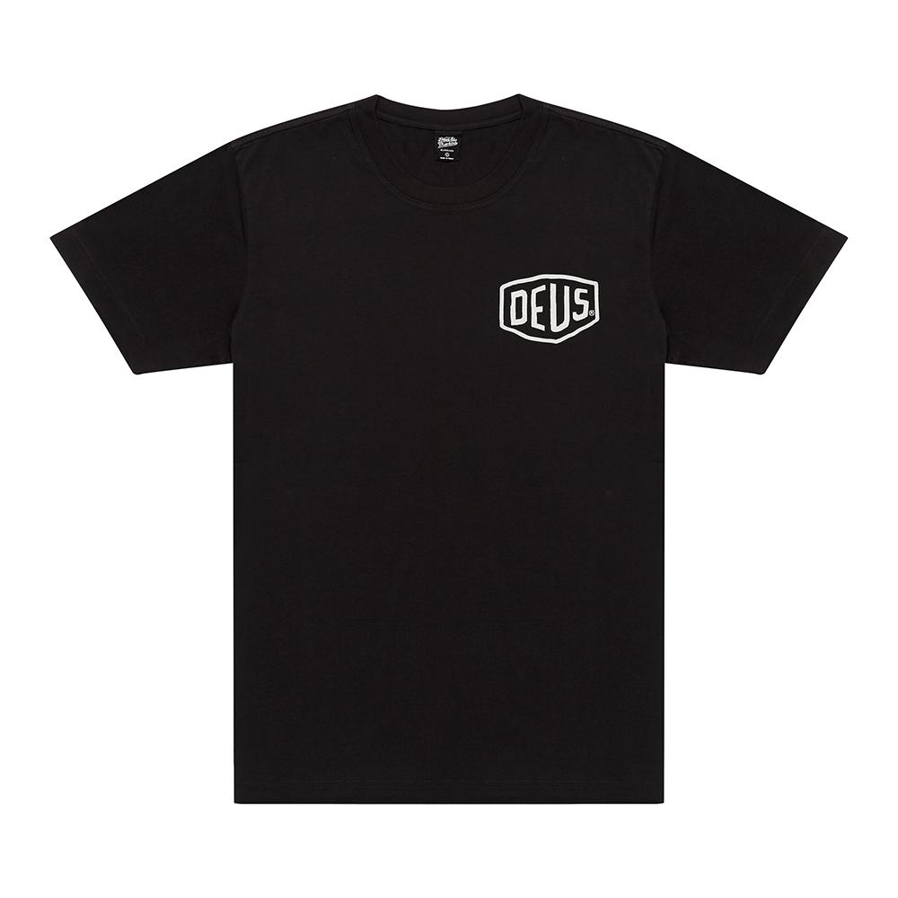 Deus Mens Canggu Address SS Tee