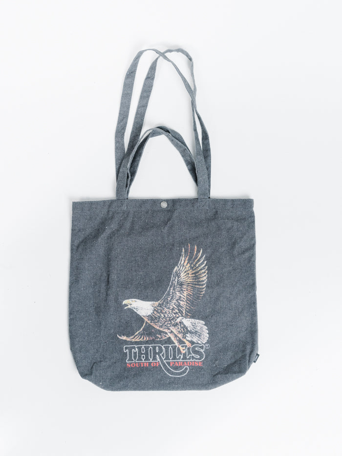 Thrills Victory Tote Bag