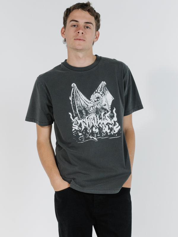 Thrills Mens Havoc Merch Fit SS Tee