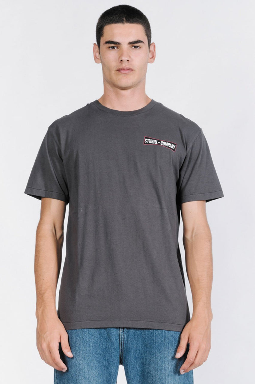 Thrills Mens Speed Machine SS Tee - Front