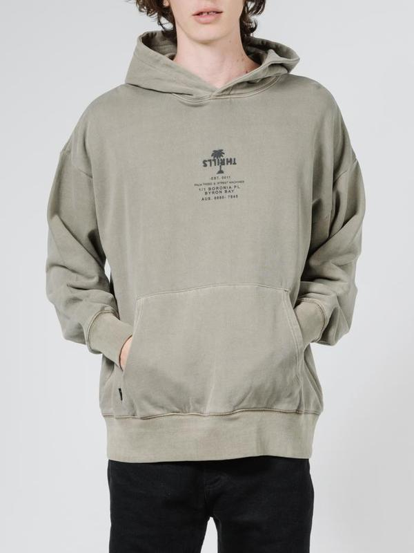 Thrills Mens Tactics Slouch Hood