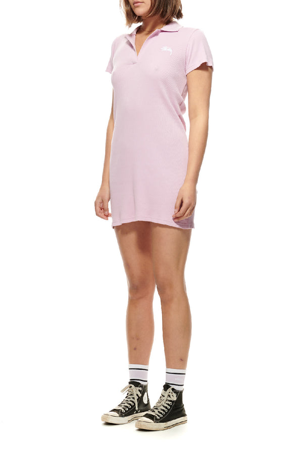 Stussy Ladies Elson Rib Dress