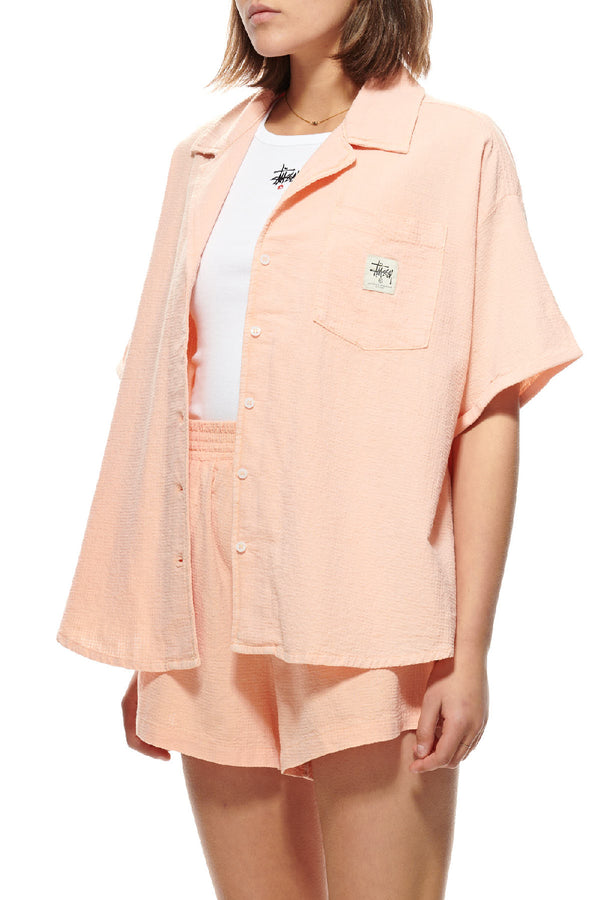 Stussy Ladies Vermont OS Shirt