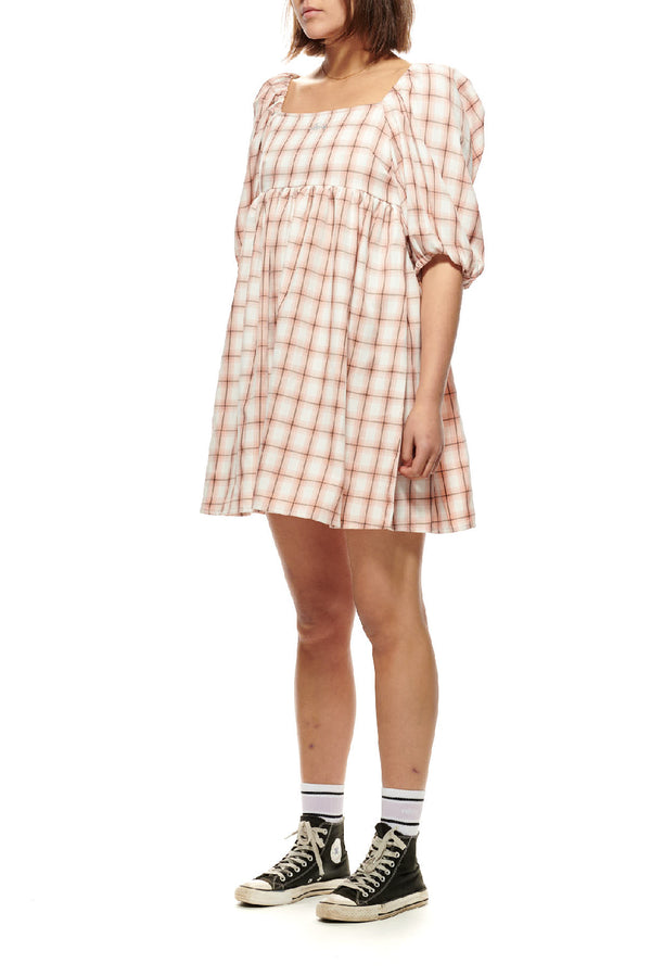 Stussy Ladies Thurman Babydoll Dress