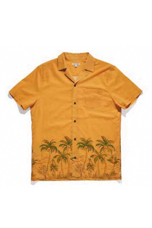Banks Mens Greenery SS Shirt