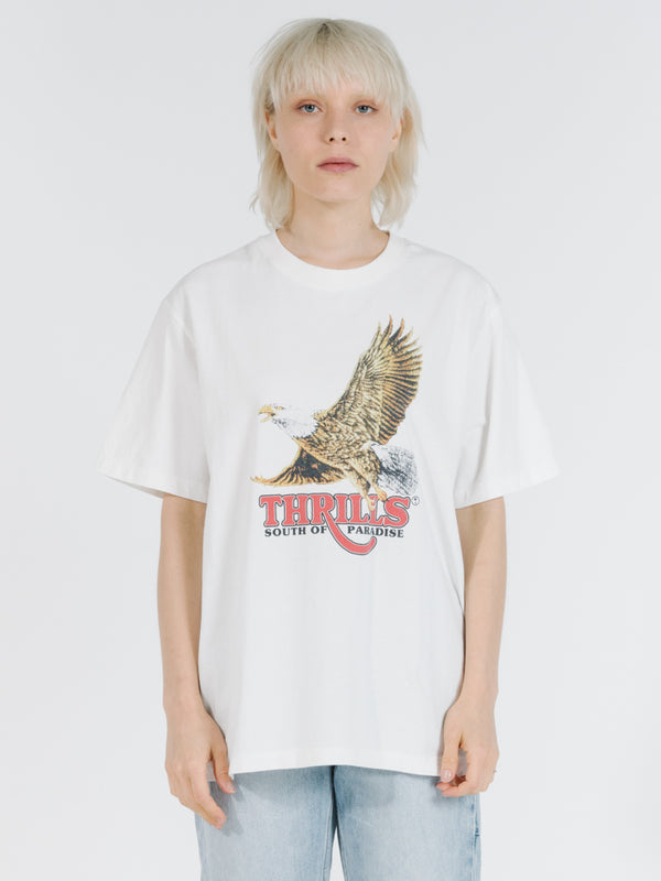 Thrills Ladies Victory Merch Fit SS Tee