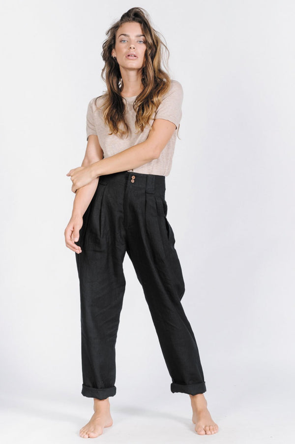 Thrills Ladies Exhibition Pants - Front