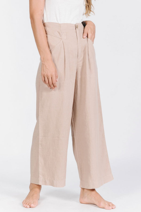 Thrills Ladies Quartz Pants - Front