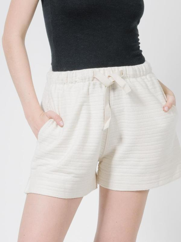 Thrills Ladies Terry Field Short
