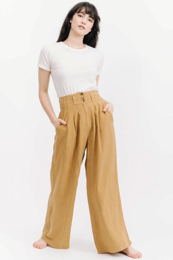 Thrills Studio Pants - Front