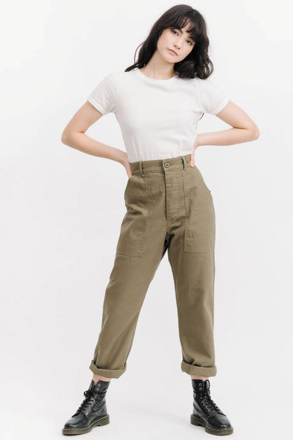 Thrills Troop Pants - Front